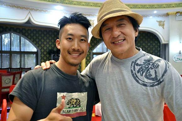 Stunt Performer Spotlight: Alfred Hsing