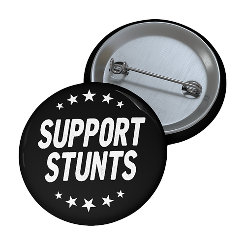 Support Stunts Pin