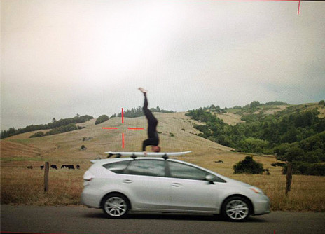 Stunt Performer Adam Sewell