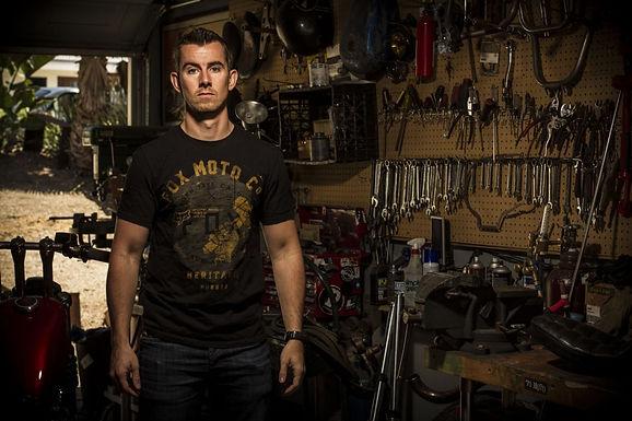 Stunt Performer Spotlight: Chris Denison