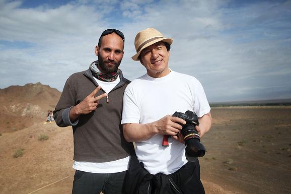 Stunt Performer Spotlight: Tomer Oz