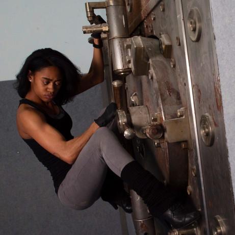 StuntPOC Spotlight: Damali Ross