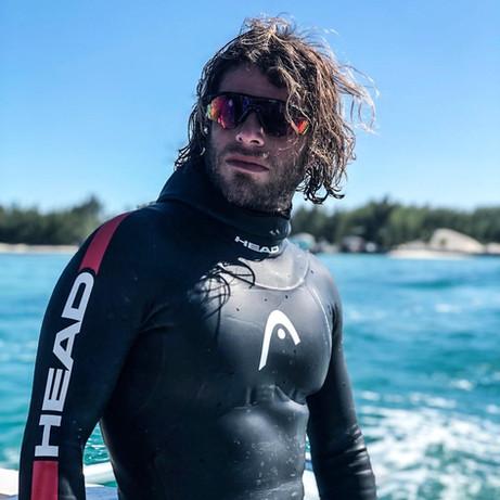 """Stunt Performer Spotlight: Guido """"Italian Sharkman"""" Magnani"""