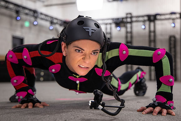 Stunt Performer Spotlight: Andi Norris