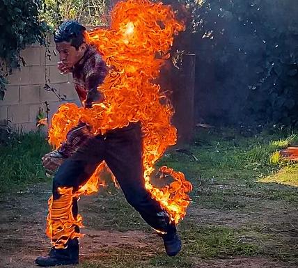 Stunt Performer Spotlight: Benjamin Sanchez