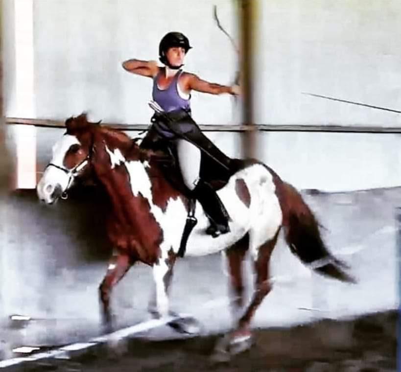 Stunt Performer Michelle Shock