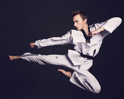 Stunt Performer Spotlight: Lukas Stoiber