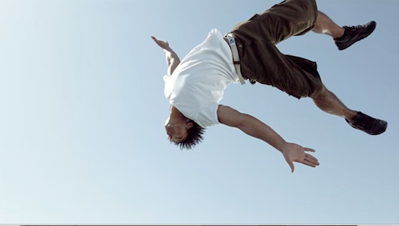 Stunt Performer Matthew Simmons