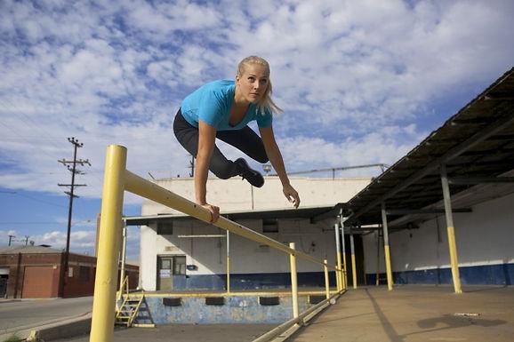 Stunt Performer Spotlight: Hayley Wright