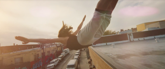 Stunt Performer Alexa Marcigliano