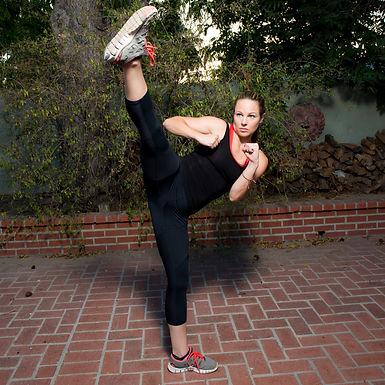 Kara Smith's Private Kickboxing Lessons