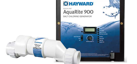 AquaRite 900 Board and T-15 Salt Cell