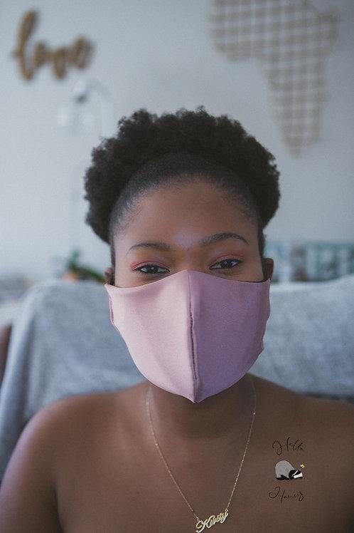 Hello-Honey Face Mask - Dusky Rose