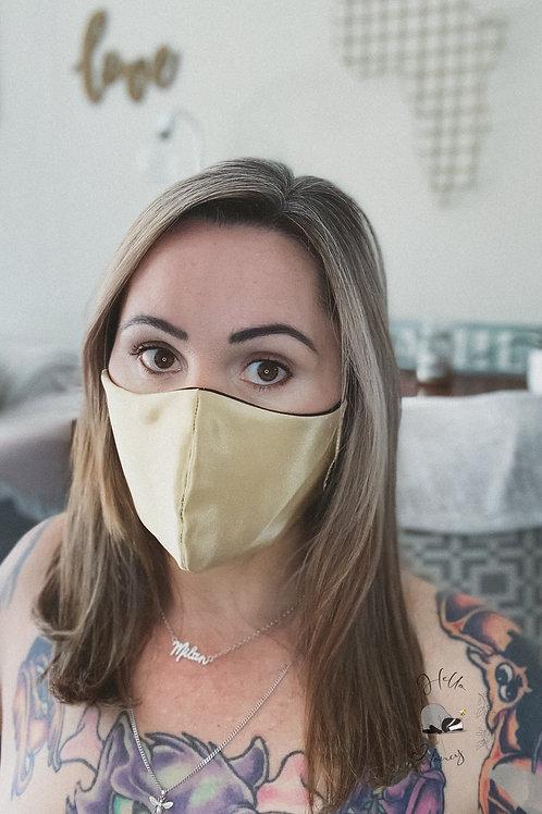 Hello-Honey Face Mask - Gold