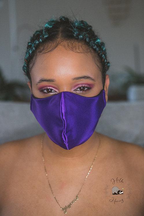 Hello-Honey Face Mask - Dark Amethyst