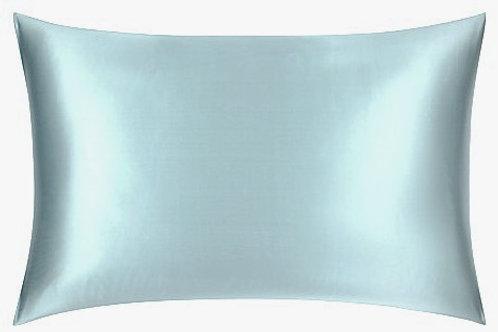 Duck Egg Satin Pillowcase