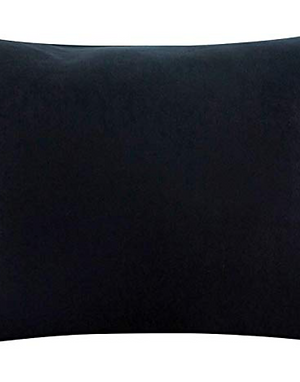 Black Satin Pillowcase