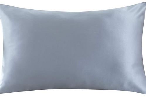 Titanium Satin Pillowcase