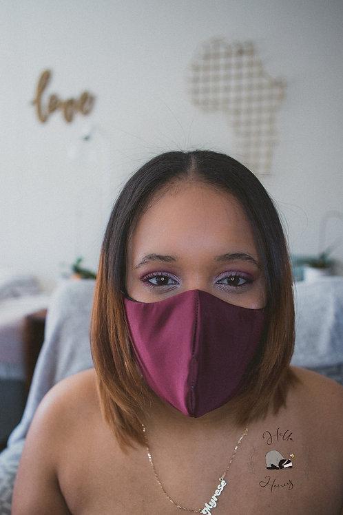 Hello-Honey Face Mask - Garnet