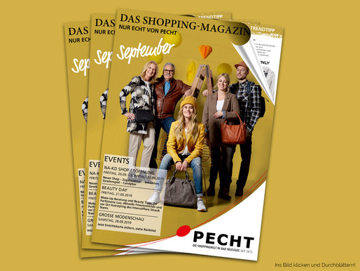 Das Shopping Magazin - SEPTEMBER