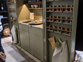 Our new & unique outdoor 'Pantry' - launched at Spoga Expo, Cologne.