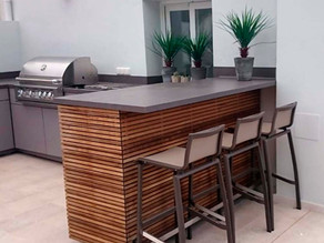 The key issues when planning your Cubic outdoor kitchen.