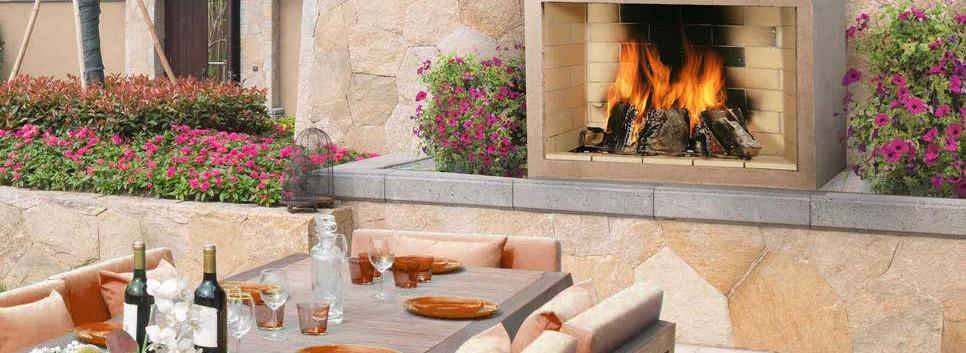 Schiedel Garden Fireplaces