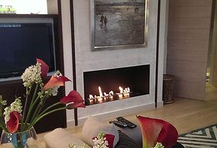 Urban Fires bioethanol fireplace