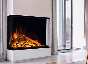 Urban Fires electric fireplace
