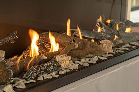 The best flame and most realistic logs