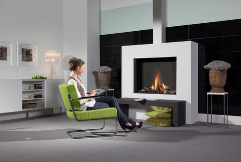 UF1000H gas fireplace