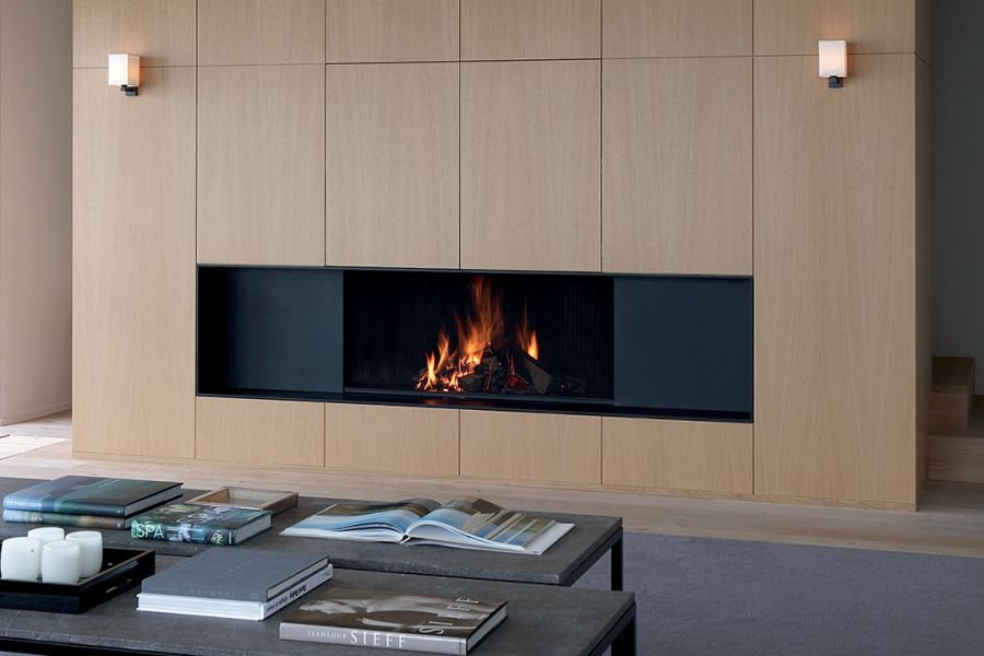 View fireplaces @ Sky House Design Centr