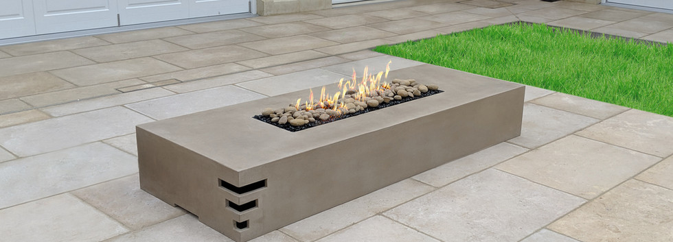 Dakota 2200 concrete firepit