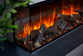 Our Urban Fires woodland fuel bed option