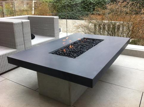 Tabletop in granite