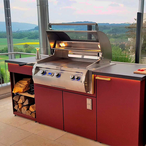 Any colour, any style, outdoor kitchens