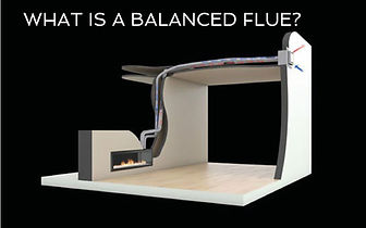 What is a balanced flue