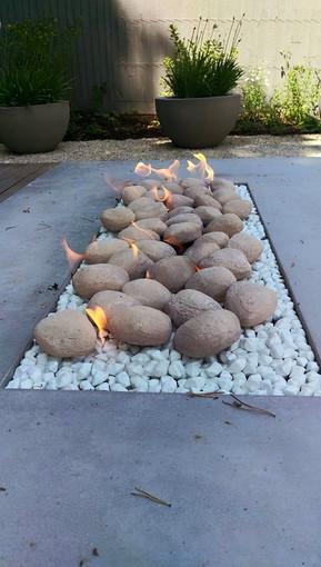Moonrock pebbles