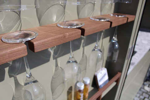Store all your outdoor entertaining kit in the Cubic Pantry