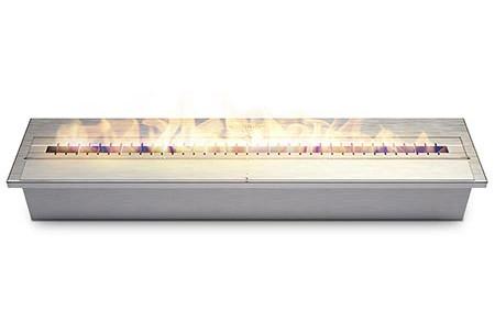 Manual ignition bioethanol burners