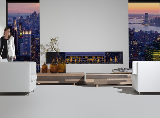 All about the latest fireplaces