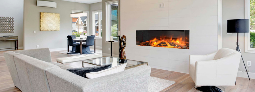 URBAN FIRES UF1000-F-EL electric fireplace