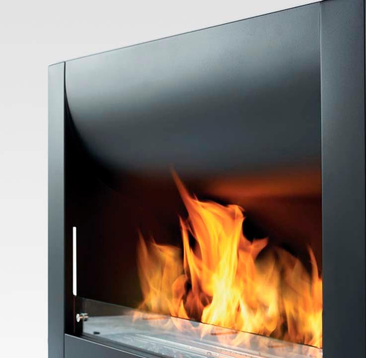 Urban Fires bioethanol fireboxes