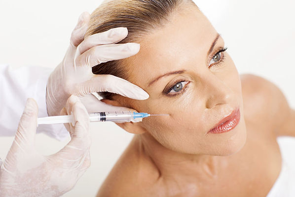 Injectable use of Botox