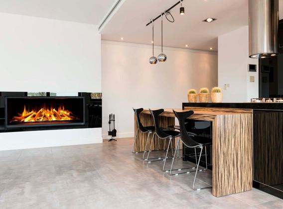 URBAN FIRES UF1500-F-EL electric fireplace