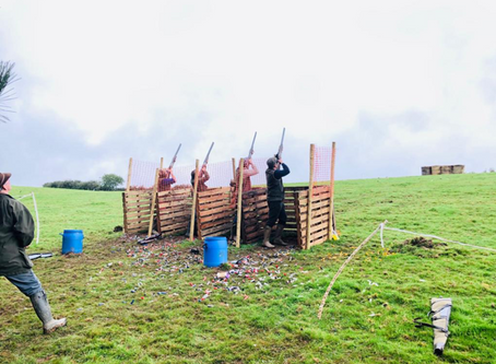 Smashing Clays for Days