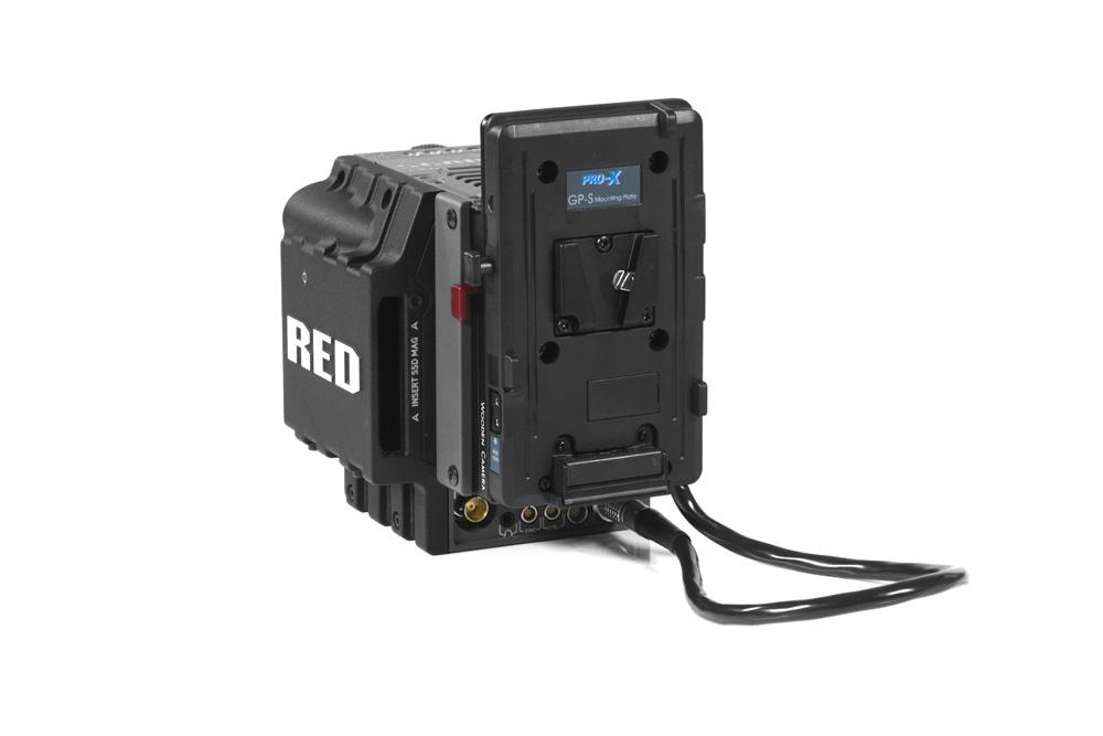 RED Quick Back v2 V-Mount