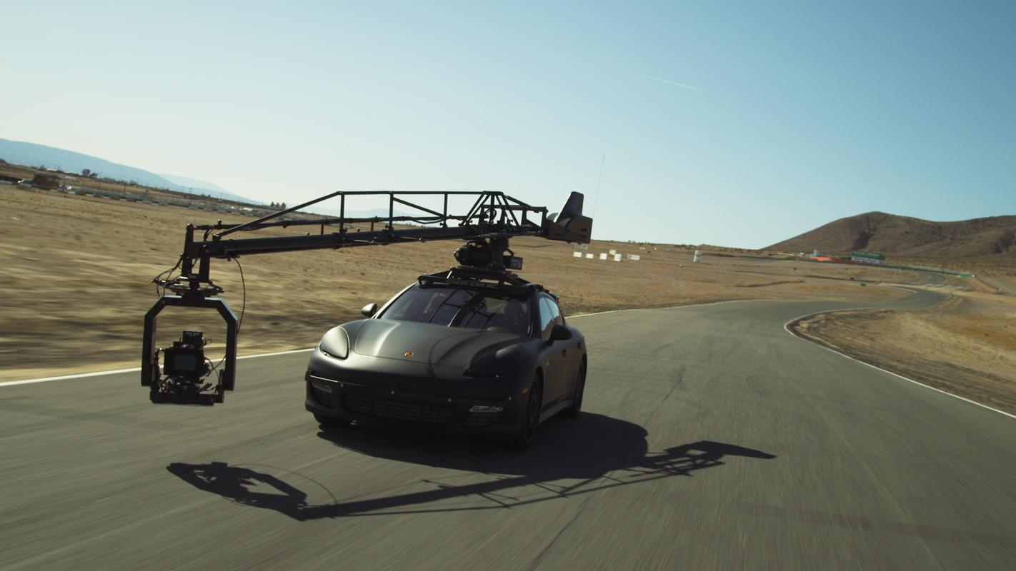JP Castel Producer Chase Car