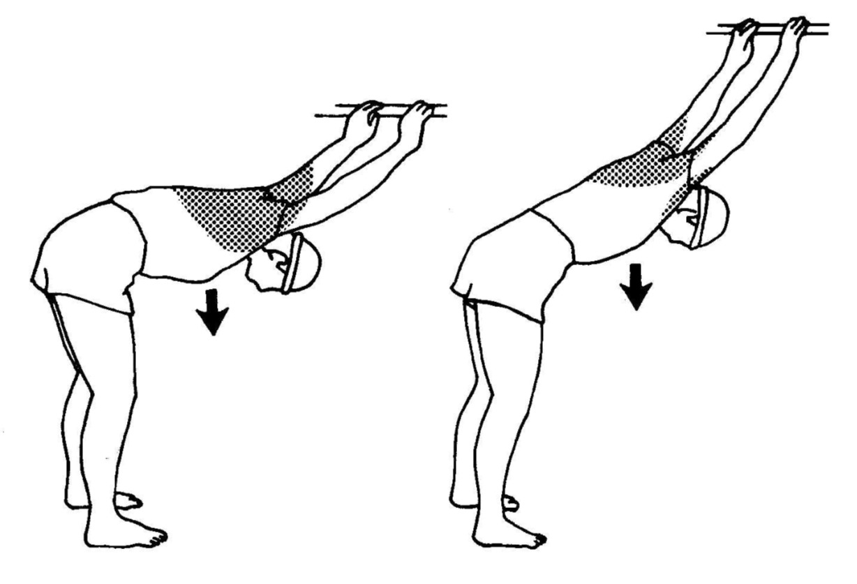 Back-Shoulder-Stretching