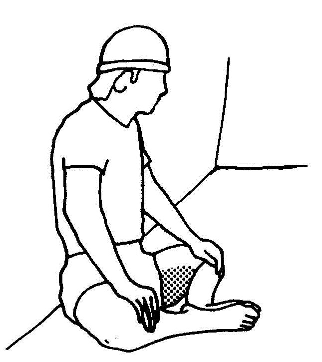 Wall-Groin-Stretching